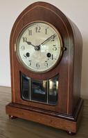 Fine Edwardian Eight Day Striking Clock (3 of 6)