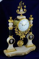 Louis XVI French Fusee Mantle Clock - Fine 18th Century Clock (7 of 9)