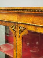 Matched Pair of Victorian Display Cabinets (3 of 17)