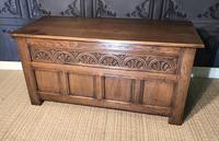 Oak Bedding Box (3 of 7)