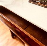 Antique Sideboard / Mahogany Antique Chiffonnier / Cupboard (5 of 7)