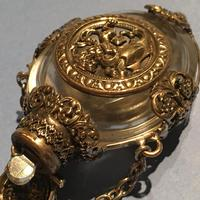 19th Century Chatelaine Scent Bottle (5 of 5)