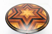 19th Century French Specimen Inlaid Circular Table (2 of 6)