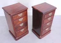 Pair of Mahogany Victorian Bedside Cabinets (4 of 12)