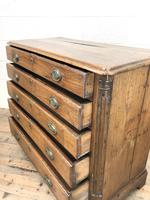 19th Century Elm Chest of Drawers (10 of 11)