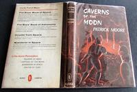 1964 1st Edition Caverns of the Moon by Patrick Moore with Original Dust Jacket (3 of 5)