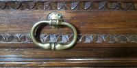 Antique French Carved Oak Bookcase (8 of 16)