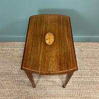 Victorian Mahogany Antique Drop Leaf Table (5 of 6)