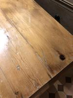 Antique Pine Two Over Two Chest of Drawers (9 of 10)