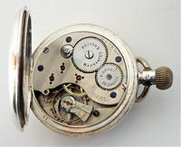 1912 silver Coventry Astral pocket watch from H Williamson (5 of 5)