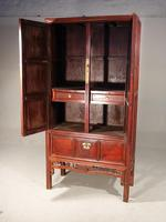 Particularly Good Late 19th Century Southern Chinese Wedding Cabinet (3 of 4)