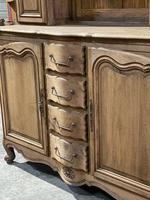 French Bleached Oak Farmhouse Kitchen Dresser (18 of 26)