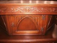 Gothic Style Carved Court Cupboard (3 of 3)