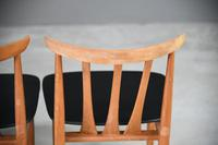 Set of 4 Retro Eon Dining Chairs (3 of 12)