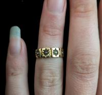 Antique 15ct Gold Pearl Ring, Edwardian (9 of 12)