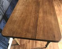 Large Victorian Pine Farmhouse Table (14 of 15)