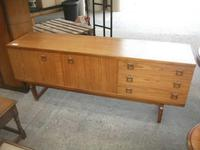 Retro Beautility 3  Drawer Long Sideboard (2 of 4)
