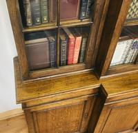 Oak Library Bookcase (14 of 18)