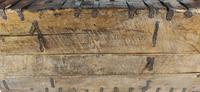 Large Early 17th Century Iron Bound Chest (22 of 22)