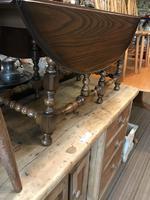 Ercol Drop Leaf Gateleg Coffee Table (5 of 10)