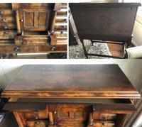 Victorian Mahogany Tabernacle Cabinet (3 of 6)