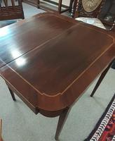 Mahogany Fold Over Table (2 of 8)