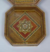 Antique Indian Inlaid Lidded Box (2 of 10)