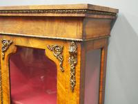 Matched Pair of Victorian Display Cabinets (2 of 17)