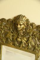 Pair of Brass Wall Mirrors (9 of 10)
