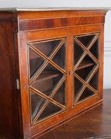 19th Century Glazed Wall Hanging Cabinet (5 of 5)