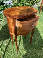 Pair of Kingwood bedside tables (3 of 5)