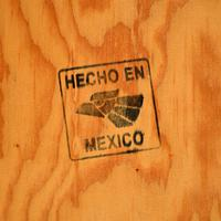 Large Mexican Tiled Mirror Vintage 1950's (10 of 10)