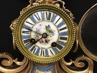 Clock Mantel Ormolu (3 of 9)