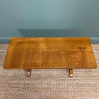 Superb Beaverman (Ex-Mouseman) Coffee Table (3 of 4)