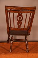 Rare Childs Mendlesham Chair in Yew Wood (4 of 8)