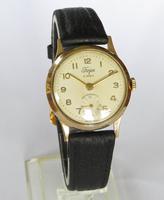 Mid-Size 9ct Gold Trojan Wrist Watch, 1958 (2 of 5)