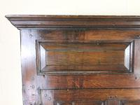Large 18th Century Welsh Oak Hanging Cupboard (5 of 16)