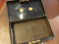 Toleware Box with Bramah Lock (3 of 8)