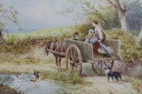 Myles Birket Foster Watercolour (2 of 8)