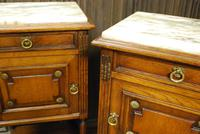 Pair of French Oak Bedside Cabinets (5 of 6)