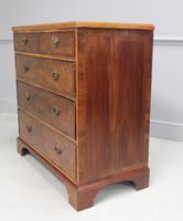 George III Mahogany Chest of Drawers (7 of 8)