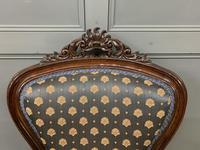 Pair of 19th Century French Rosewood Armchairs (9 of 16)