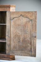 Georgian Oak Hanging Cupboard (9 of 12)