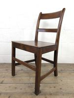 Pair of Antique Welsh Oak Farmhouse Chairs (15 of 17)