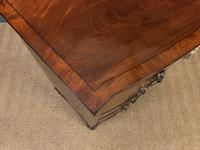 Regency Inlaid Mahogany Chest of Drawers (10 of 18)