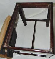Georgian Cuban Mahogany Dressing Stool (4 of 5)