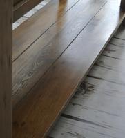 Pippy Oak Farmhouse Pot Table (7 of 10)