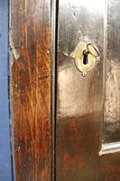 Late 17thC Oak Hanging Wall Cupboard. Mural or Spice Cabinet (15 of 17)