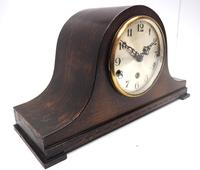 Napoleon Hat Shaped Mantel Clock – Musical Westminster Chiming 8-day Mantle Clock (6 of 10)