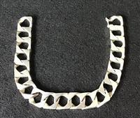 Italian Vintage Silver Link Bracelet by Patrassi Alfredo (2 of 4)